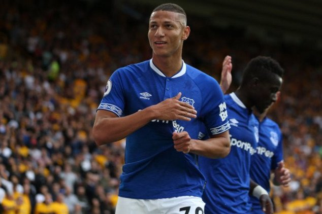 Everton trolled for rejecting £85m Richarlison bid