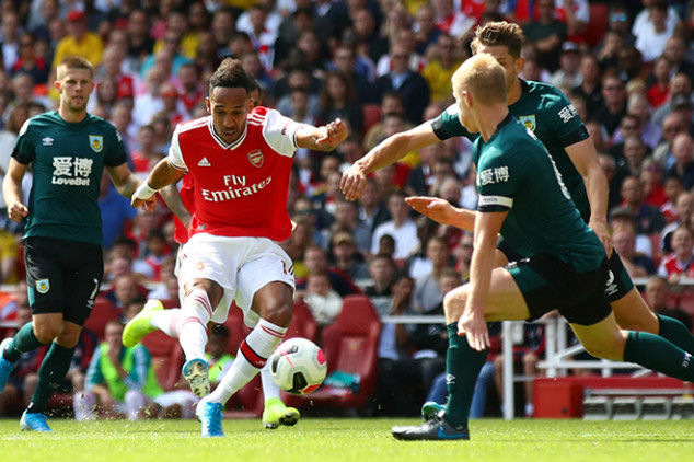How to watch Burnley vs Arsenal