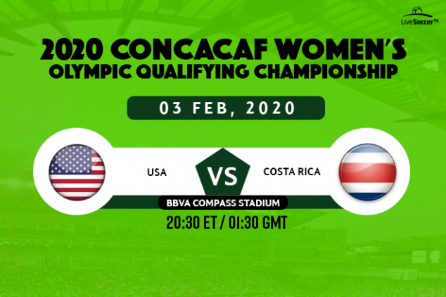 CWOQ: USWNT & las Ticas look for first-seed finish
