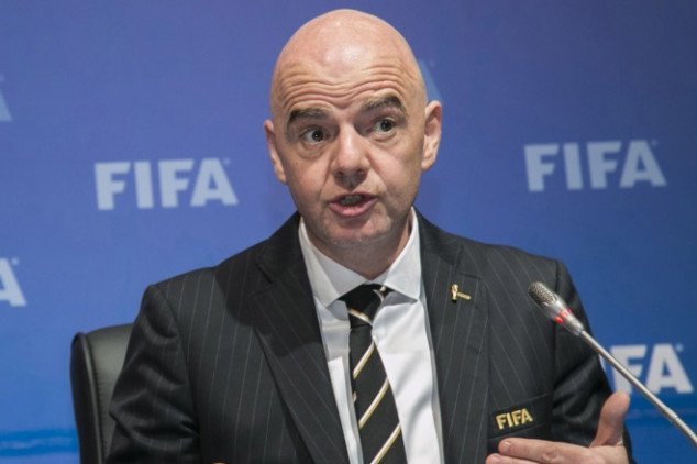FIFA president reveals plans for African football