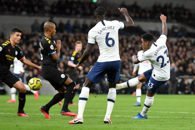 Liverpool makes EPL history as Spurs beat City