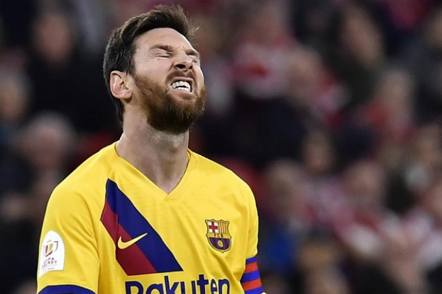 Messi set to leave Barcelona this summer?