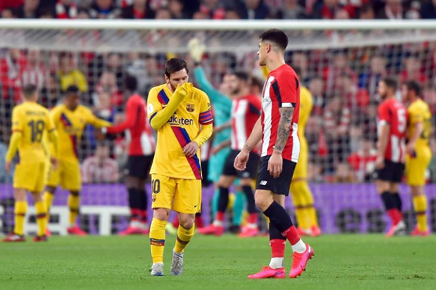 Barca ace joins Messi in criticizing Abidal