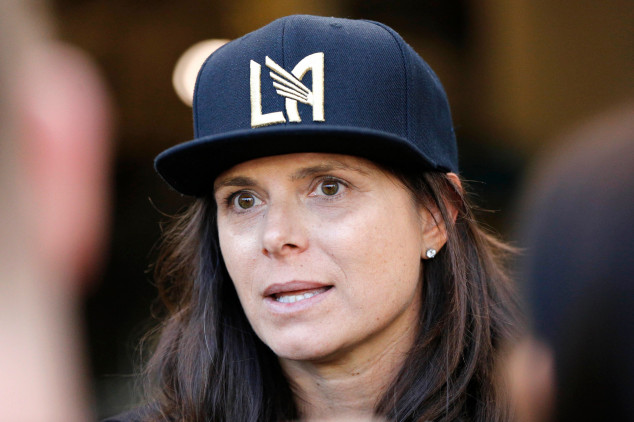 Mia Hamm hints at future L.A. NWSL team