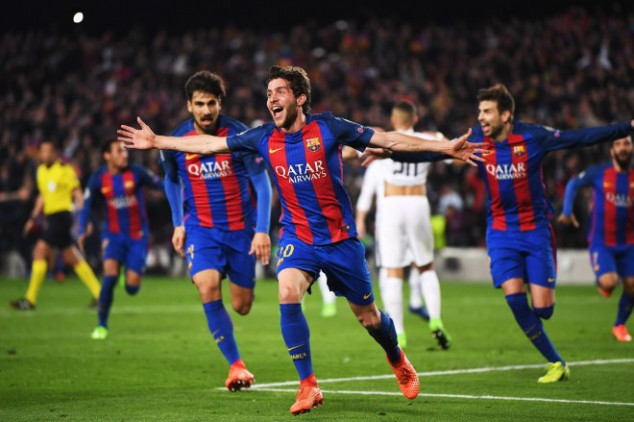 Emery lifts lid on Barca's UCL remontada vs PSG