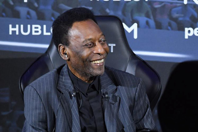 Pele suffering from depression, admits his son