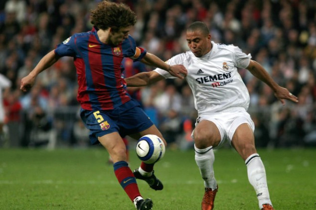 Ronaldo reveals why he joined Real from Barca