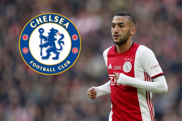 Chelsea confirms $44M move for Hakim Ziyech