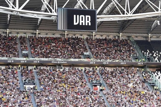 Serie A execs set to propose new rule for VAR tech