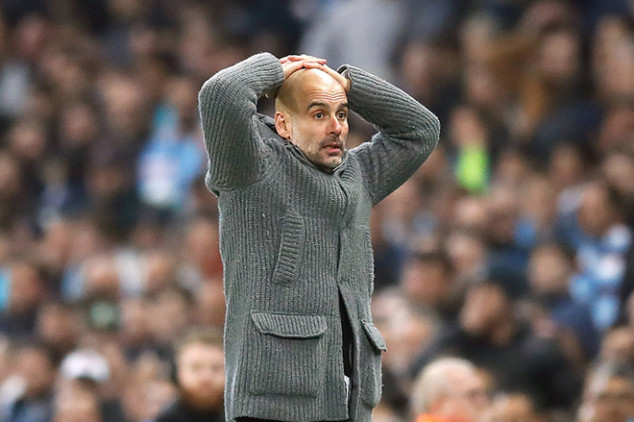 Man City facing EPL points deduction