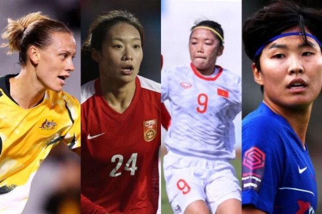 How to watch AFC Women's Olympic Qualifiers finals