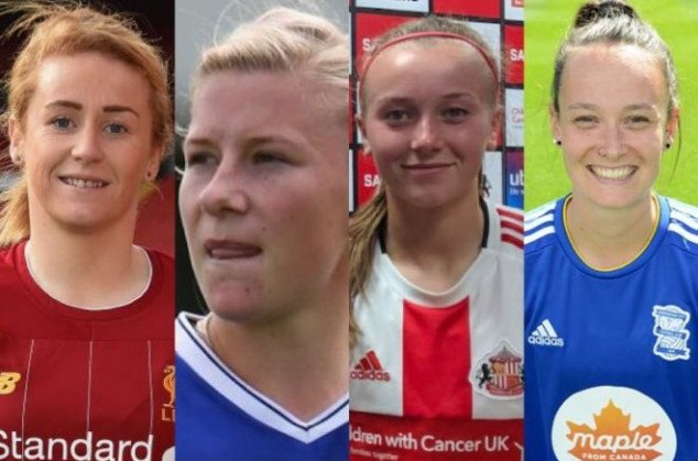 FA Women's Cup fifth round full fixtures