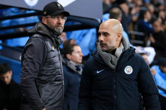 Klopp sympathizes with Pep over Man City's UCL ban