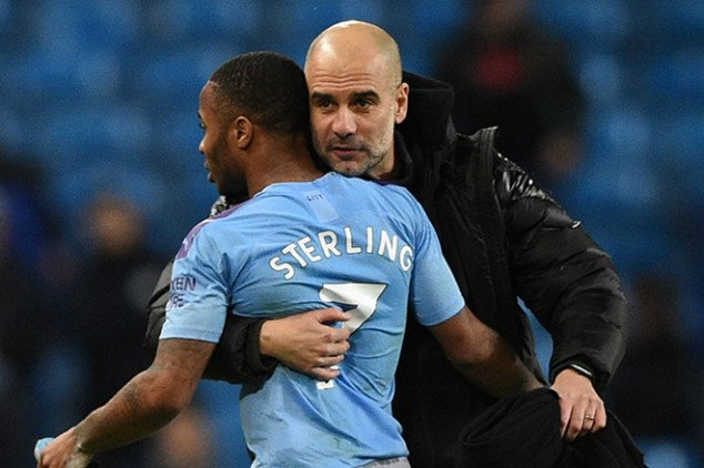 Future of Pep and Sterling revealed after UCL ban