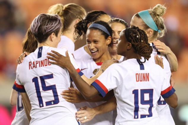 USWNT SheBelieves Cup preliminary roster announced