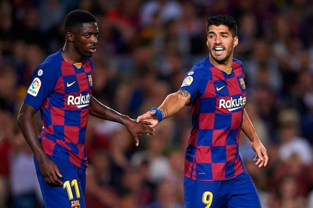 Barcelona set to miss out on new striker