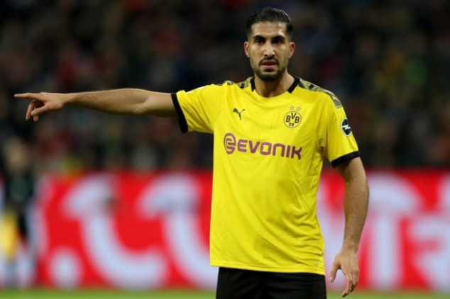 Dortmund completes permanent signing of Emre Can