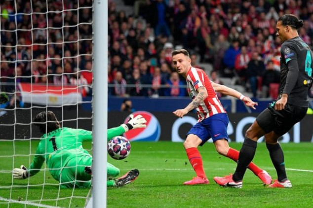 Atlético ace makes history with goal vs Liverpool