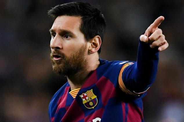 Messi admits doubts over Barcelona's SM scandal