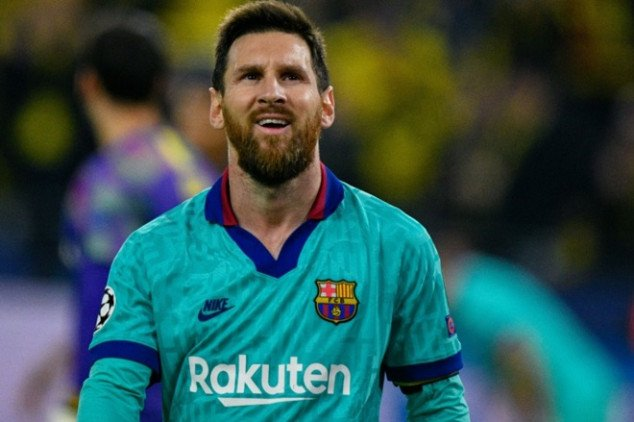 Messi makes admission on Barca's UCL chances