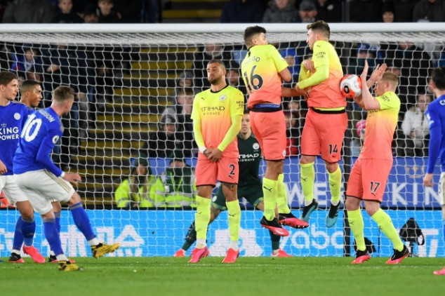 Rodgers hits out at VAR as Leicester falls to City
