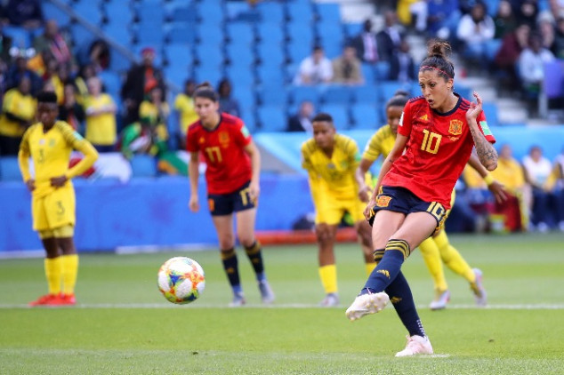 SheBelieves Cup: Spain 23-player roster