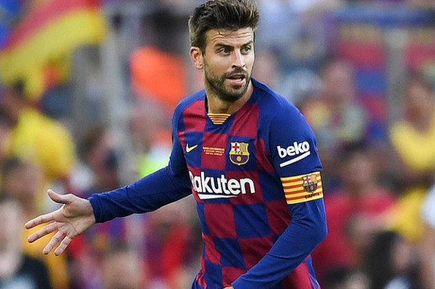 Piqué gives insight on Barca's UCL chances