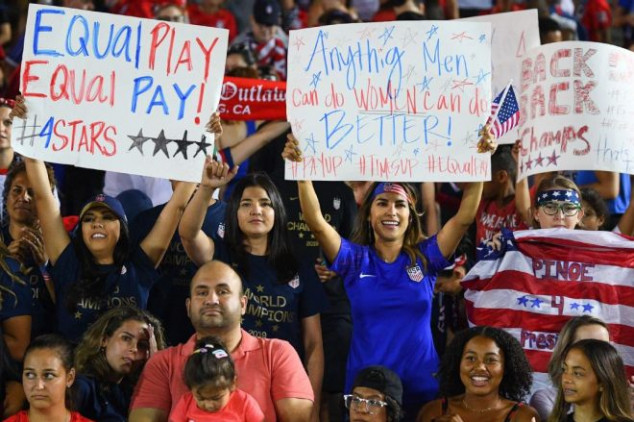 USWNT equal pay lawsuit breakdown