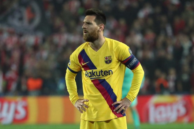 Barca facing selection woes for UCL's 2nd leg