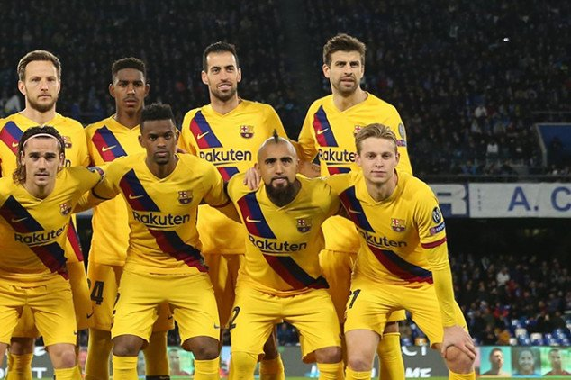 Barca star reportedly set to be fit for El Clasico