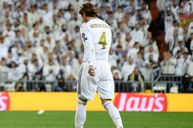 Ramos gets trolled after new woeful UCL record