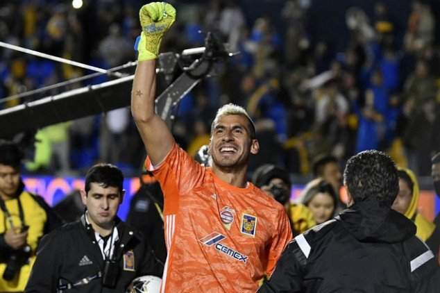 CONCACAF CL tie decided by late goalie goal