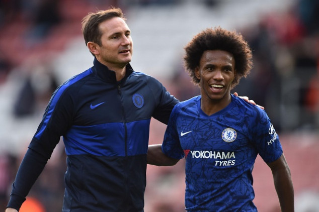 Lampard planning to let eight players leave