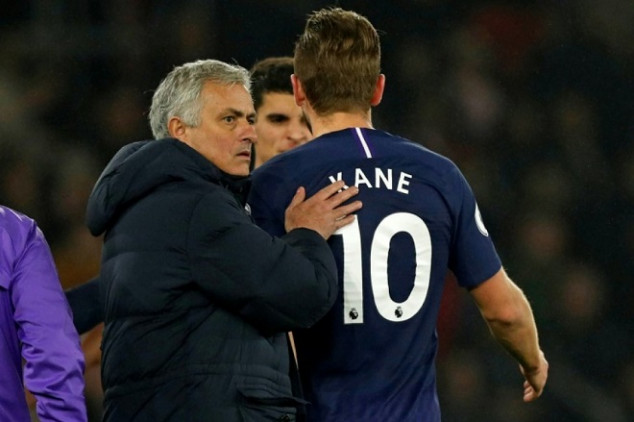 Mou shares promising update on Kane's fitness