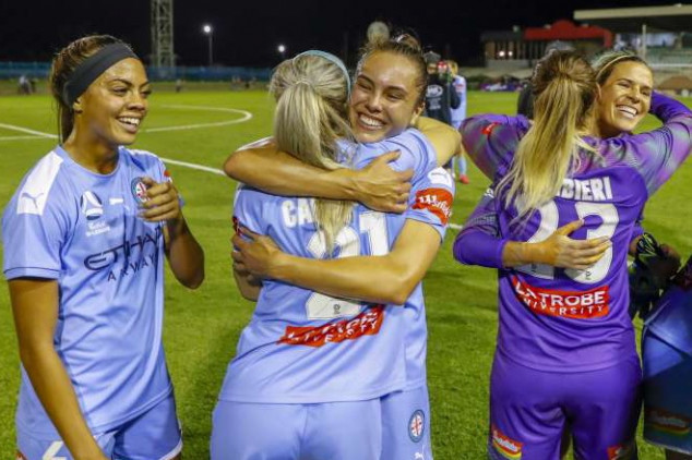 Melbourne City are 'invincibles' once again