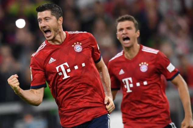 DFB-Pokal final 8 overview