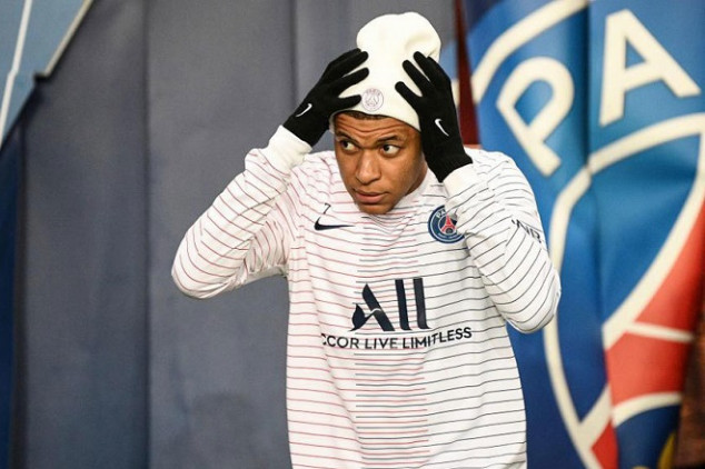 PSG snubs Mbappé's wish to play in Tokyo 2020