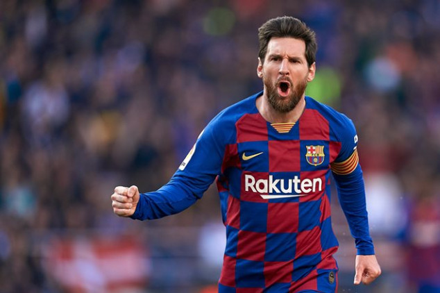 Messi surpasses Ronaldo's European scoring feat