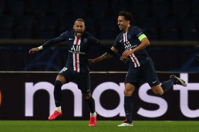 PSG ends UCL hoodoo to qualify to Last 8