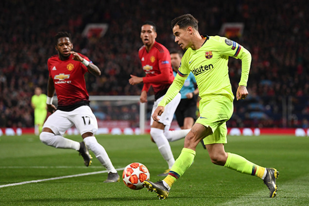 Man United eyeing move for Barca talent