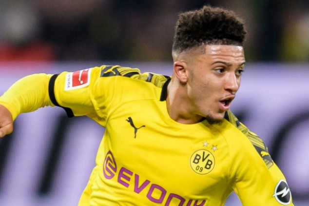 Man Utd receives another boost in Sancho chase
