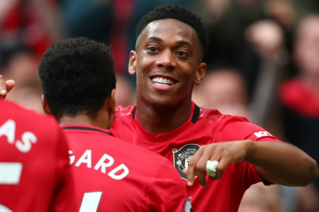 Arsenal legend says Martial joined the wrong club