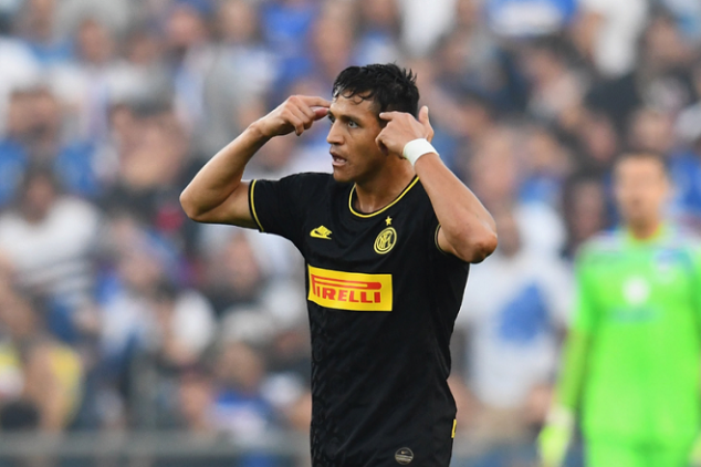 Inter 'has decided' Alexis' future