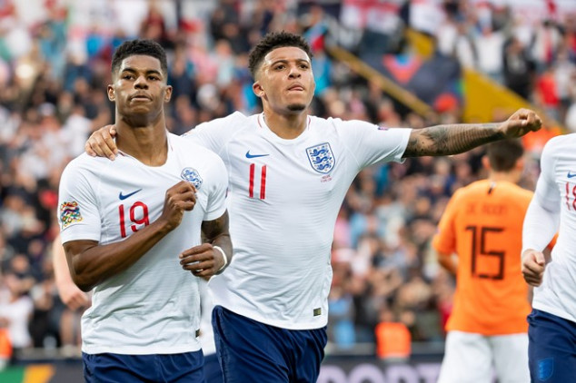 Rashford excites Utd fans with Sancho admission