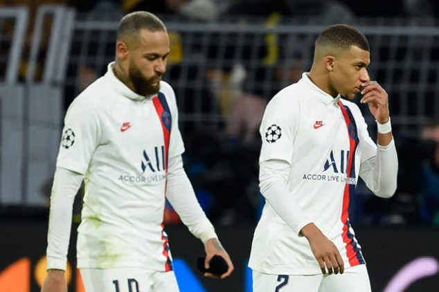 PSG preparing massive paycut to their players