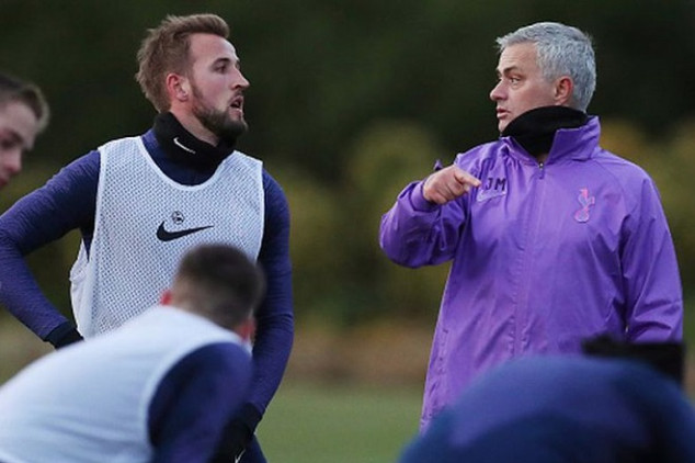 Mou open to Kane's transfer under one condition