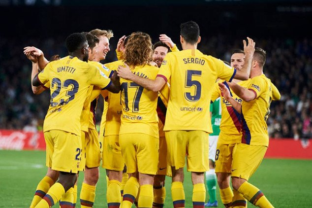 Only three Barca players safe for summer window