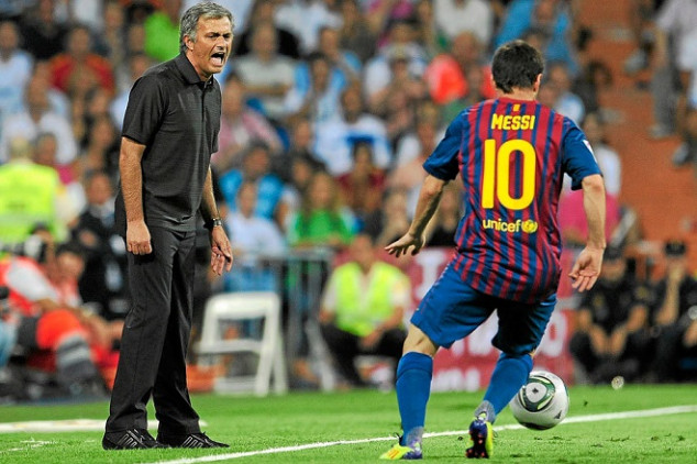 Former Madrid goalie slams Messi during Mou era