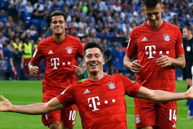 5 facts ahead of Bundesliga's return to action