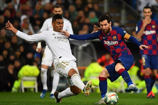 La Liga names date to resume 2019-20 season